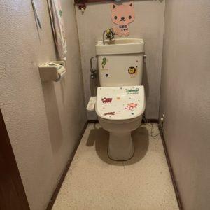 toilet001-施工前